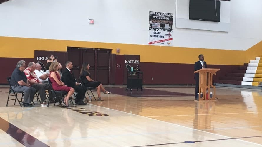 Belén Consolidated Schools 2019 Convocation