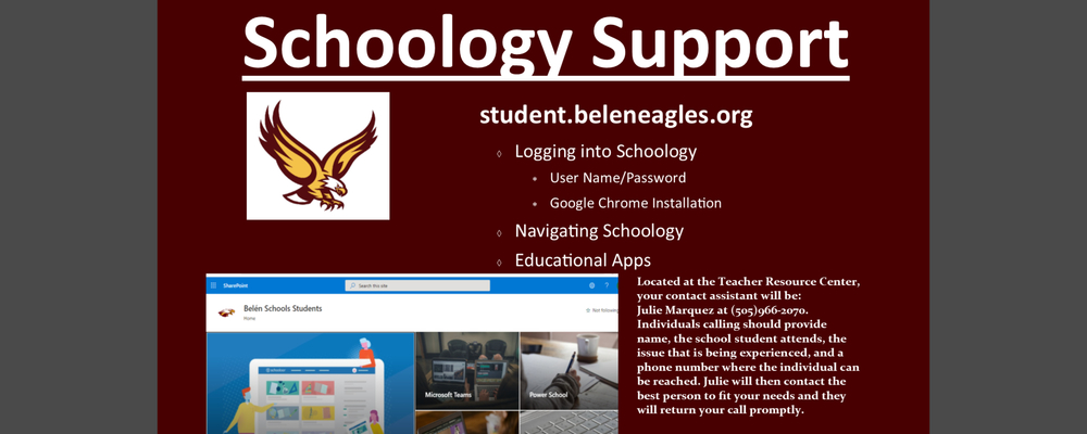 Schoology Support