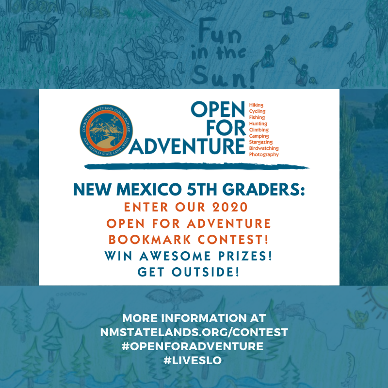 Attention New Mexico 5th Graders