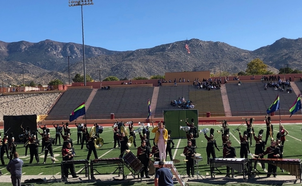 Pageant of Bands