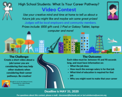 Video Contest for High School Students