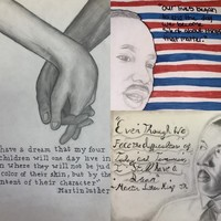 Dr. Martin Luther King Jr. Art Contest