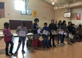 First Semester Awards Assembly