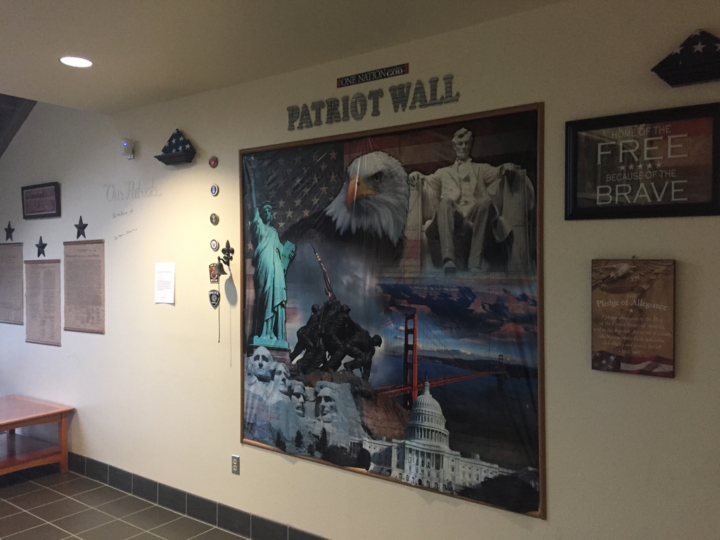 Our Patriot Wall